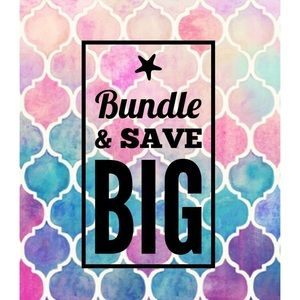 Save big the more you bundle